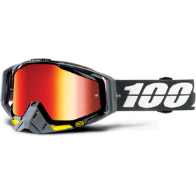 100% Racecraft Goggle fortis / mirror